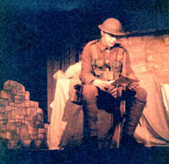 a review of the play the accrington pals When i first saw peter whelan's play in an rsc production in 1981, i felt it  belonged to the manchester playwriting school of harold brighouse.