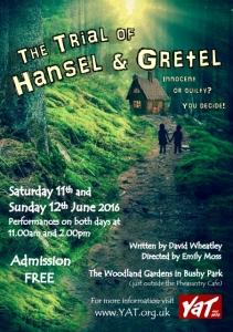 The Trial of Hansel & Gretel
