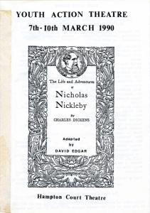 Nicholas Nickleby - Part II