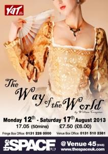 The Way of the World (EdFringe)